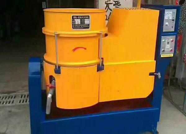 水涡流研磨机